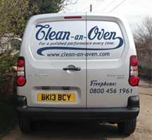 clean-an-oven-van